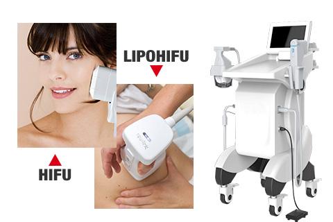 Lipohifu machine